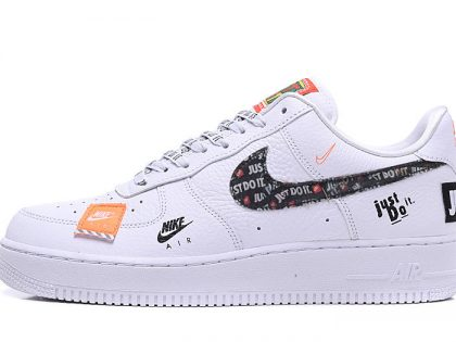 air force 1 negras y naranjas